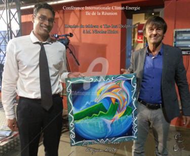 The Last Dolphin - M.Nicolas Hulot le 24 juin 2014