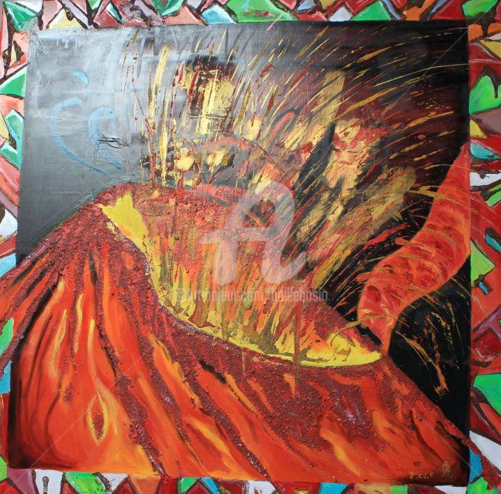 Jez BB - Cône Volcanique