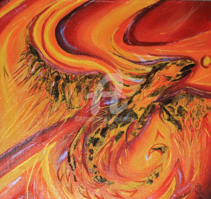 Jez BB - Lava Flow - L'envol du phoenix