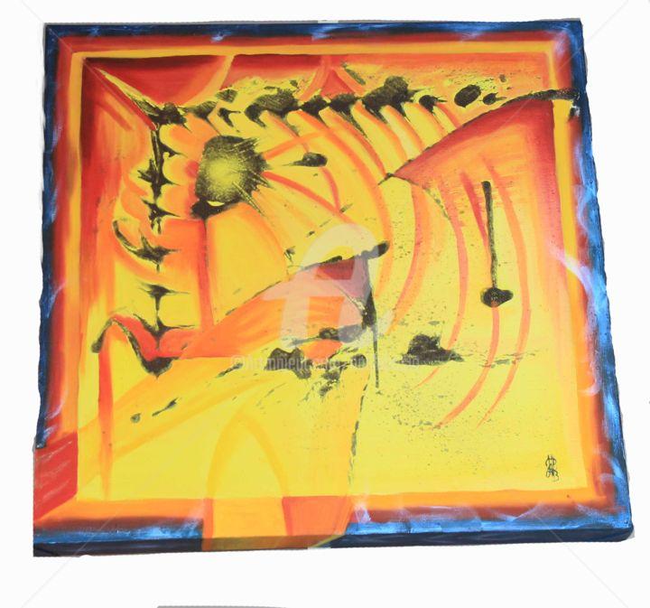 Jez BB - Lava flow abstraction rythmique