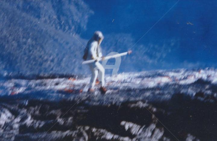 Jez BB - 2003 - Prélèvement de lave JBB